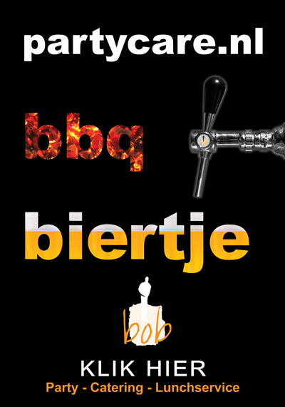 bbq biertje catering Partycare